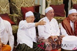 Puluhan habib-ulama deklarasikan dukungan untuk Jokowi-Ma'ruf