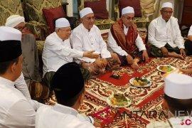 Puluhan habib-ulama kunjungi KH Ma'ruf Amin
