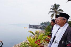 Ma'ruf: Tepat Danau Toba jadi wisata utama