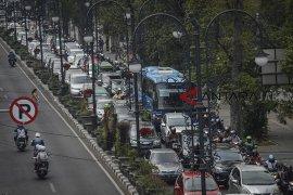 Kemacetan kota Bandung