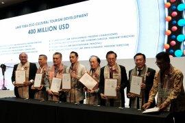 Badan Otorita Danau Toba tanda tangani investasi Rp6,1 triliun