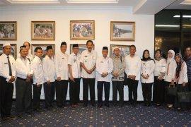 Lampung Mendorong LPTQ Cetak Qori dan Qoriah Berprestasi