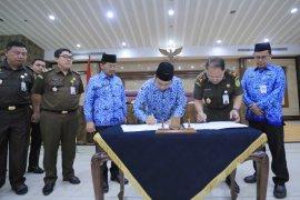 Pemkot Tangerang-Kejari Kerjasama Bidang TUN