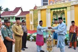 Wali Kota Jambi buka MTQ Kecamatan Danau Sipin