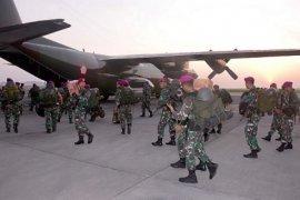 300 Marinir Dikirim ke Palu