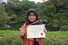 Tawarkan konsep Agriculture 4.0, mahasiswa IPB raih Best Impactful Innovation Award di Jepang
