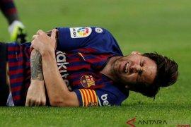 Barcelona lewati ujian pertama tanpa Messi
