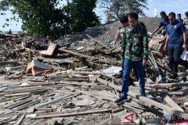Presiden Joko Widodo soal bantuan asing untuk Palu