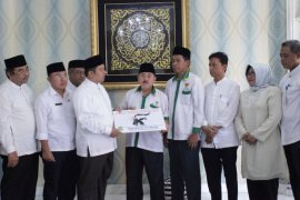 Pemkot Tangerang Salurkan Bantuan Rp412 Juta Bagi Korban Gempa Di Sulteng