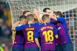 Barca taklukkan Inter, pimpin Grup B
