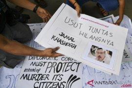 Presiden Erdogan: Pembunuh Khashoggi tak akan dibiarkan lolos dari hukum