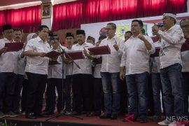 Tim Jokowi-Ma'ruf mengoptimalkan kampanye di Priangan Timur