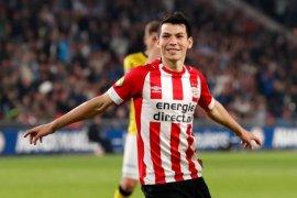 PSV sarangkan empat gol tanpa balas ke gawang Venlo