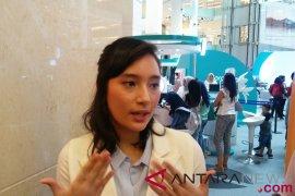 Tatjana Saphira pilih perawatan kulit sederhana