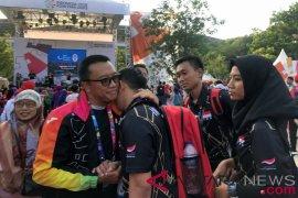 Menpora syukuri pencapaian medali atlet Indonesia di hari pertama APG 2018