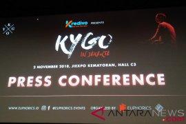 Konser Kygo dijanjikan akan berlangsung spektakuler