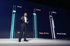 Kemarin, Huawei rilis Mate 20 hingga fakta kedatangan Charlie Puth