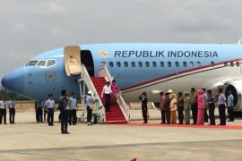 Presiden Jokowi hadiri Muktamar ke-30 IDI di Samarinda