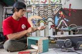 Produksi Boomerang Sukabumi
