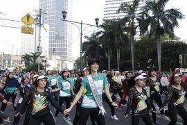 Kiat sehat dan cantik ala Putri Indonesia 2018