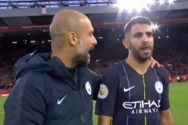 Guardiola istirahatkan Mahrez dari pertandingan Community karena khawatir soal doping