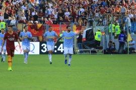 Roma takluk 0-2 dari tamunya SPAL