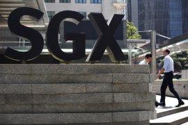 Bursa Singapura berakhir melemah 0,23 persen