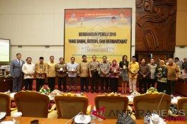 Fraksi Golkar MPR utamakan pemilu yang damai, bersih dan bermartabat