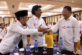 Jokowi minta TKN dan TKD terus jaga persatuan