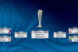 Tajikistan lengkapi perempat final Piala U-19 Asia