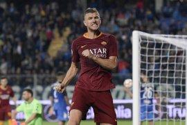 Dzeko aktor kemenangan 3-0 Roma atas CSKA