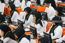 Peserta Tes CPNS di Madiun Kedapatan Bawa Jimat
