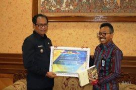 Pertahankan opini WTP, Badung raih penghargaan dari Menkeu