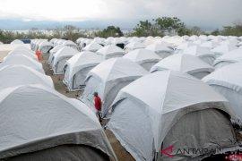 Dibutuhkan 18 ribu tenda untuk pengungsi Sulteng