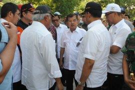 Wakil Presiden ke Palu cek penanganan dampak bencana