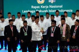 Presiden apresiasi LDII karena peduli energi terbarukan