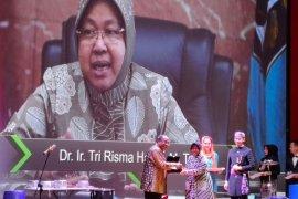 Tri Rismaharini dinobatkan sebagai pejabat peduli museum