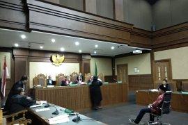 Anggota DPRD Lampung Tengah dituntut 5 tahun penjara
