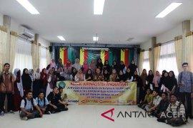 "LKBN Antara dukung ""Klinik Jurnalistik"" Prodi KPI UIN Ar-Raniry Aceh"