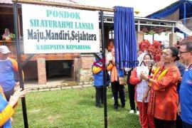 Menteri apresiasi kepedulian Pemkab Kepahiang terhadap lansia