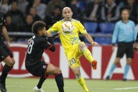 Astana duduki pucuk klasemen Grup K setelah pukul Rennes