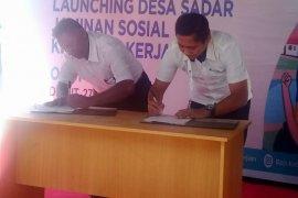 Ohoi Debut desa sadar jaminan tenaga kerja