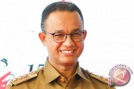 Prabowo ramalkan Jakarta tenggelam pada 2025, ini tanggapan Anies