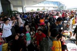 346 personel TNI-Polri sterilkan bandara di Palu