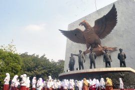 Peneliti: Saatnya Pancasila ditampilkan sebagai ideologi terbuka