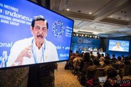 Luhut katakan pertumbuhan ekonomi Bali melebihi 6,5 persen