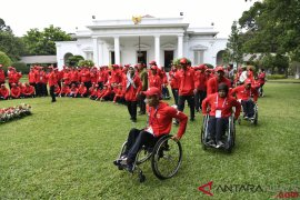 Jakut pasang 15 lampu Asian Para Games