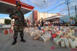 Pasokan BBM perlancar BNPB tangani korban Palu-Donggala