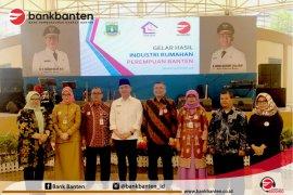Bank Banten Bantu Industri Rumahan Dikelola Perempuan