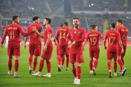 Sempat tertinggal, Portugal tundukkan Polandia 3-2